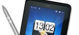 Планшет HTC EVO View 4G будет обновлен до Honeycomb