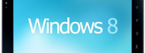 Samsung Windows 8 tablet