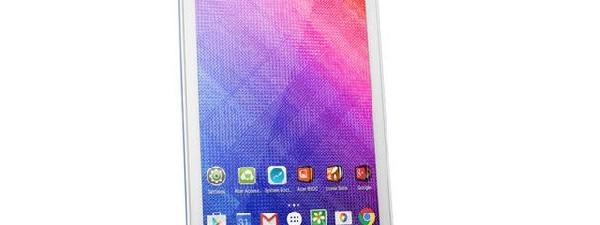 Планшет Acer Iconia One 8 - новости