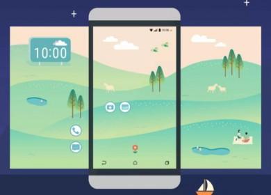 HTC Sense 8.0